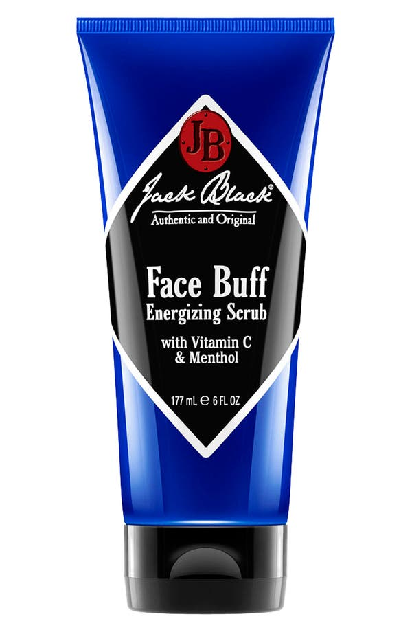 Face Buff Energizing Scrub,                         Main,                         color,