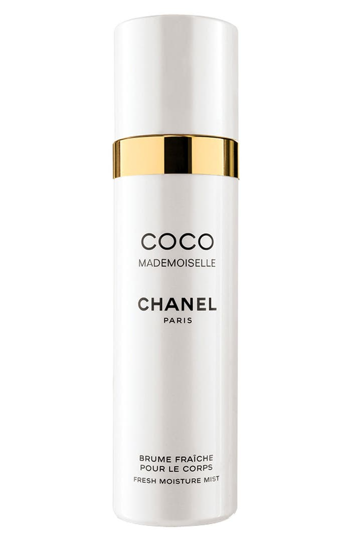 CHANEL COCO MADEMOISELLE Fresh Moisture Mist (Nordstrom ...