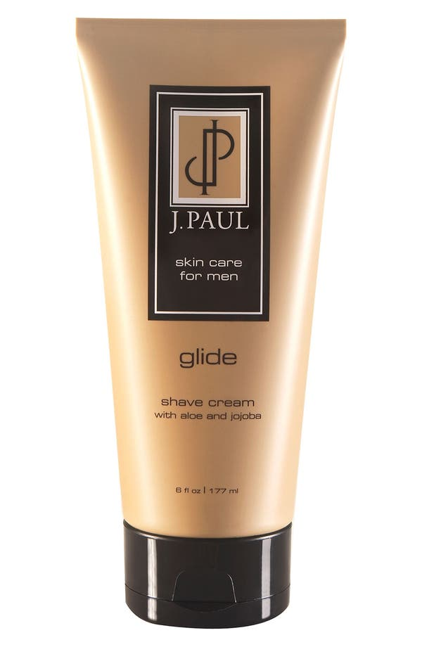 Alternate Image 1 Selected - J. PAUL Skincare 'Glide' Shave Cream
