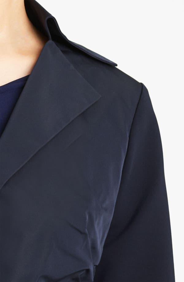 Alternate Image 3  - Lida Baday Contrast Radzimir Peplum Jacket