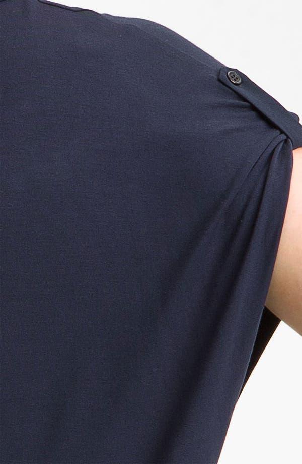 Alternate Image 3  - Bellatrix Tab Detail Knit Top (Plus)