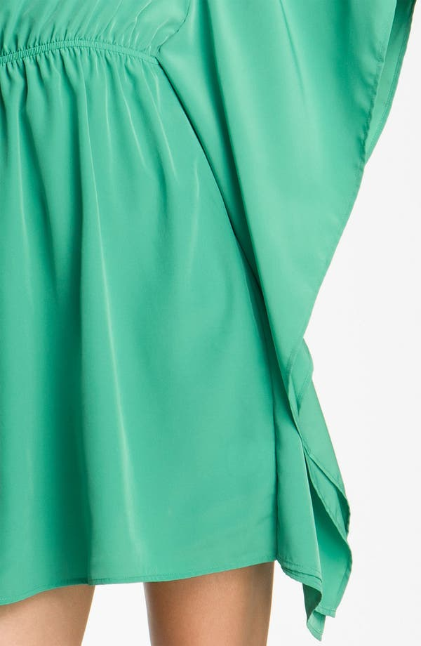 Alternate Image 3  - Soprano One Shoulder Dress (Juniors)