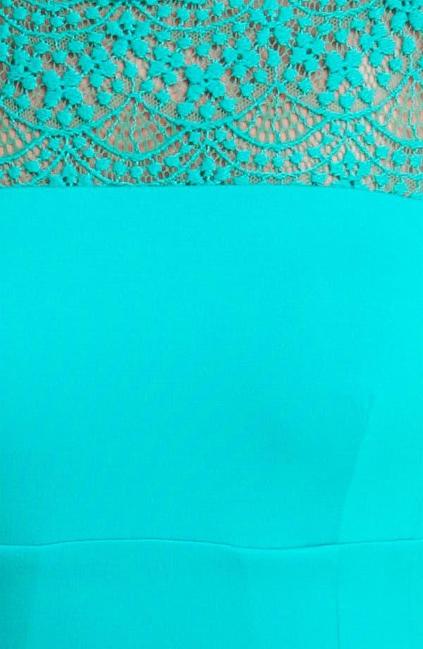 Alternate Image 3  - Nanette Lepore 'Shadow' Pleated Dress