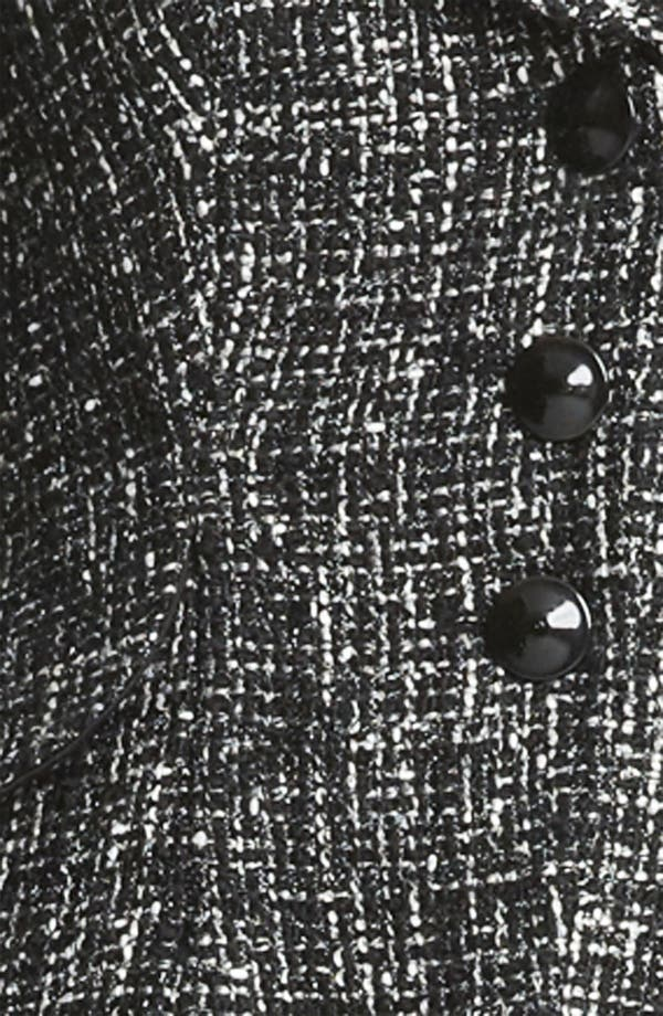 Alternate Image 3  - Armani Collezioni Tweed Jacket
