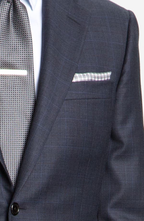 Alternate Image 6  - Hickey Freeman Windowpane Suit