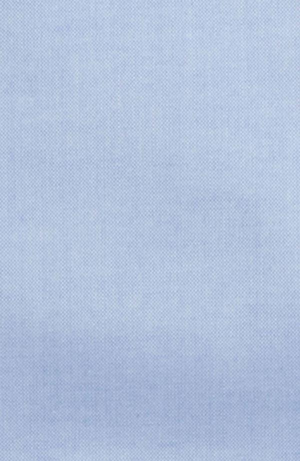 Alternate Image 10  - Nordstrom Men's Shop Smartcare™ Traditional Fit Pinpoint Dress Shirt