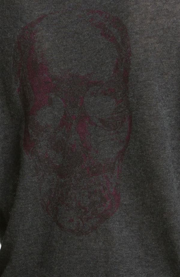 Alternate Image 3  - Zadig & Voltaire 'Celsa' Print Cashmere Sweater
