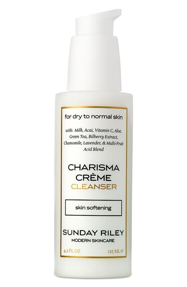 Main Image - Sunday Riley 'Charisma Crème' Cleanser