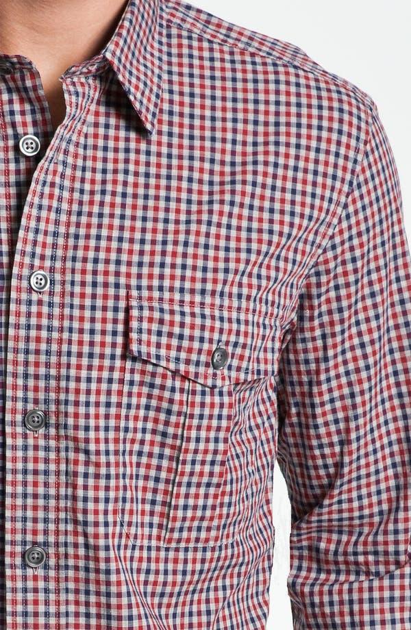 Alternate Image 3  - BOSS Orange 'Ezzeronee' Check Woven Shirt