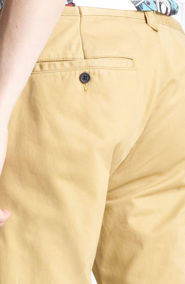 Alternate Image 3  - Topman 'Aubin' Slim Fit Chinos