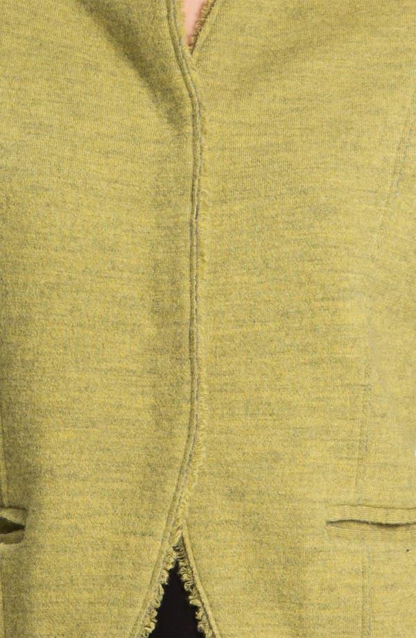 Alternate Image 3  - Eileen Fisher Double Knit Jacket