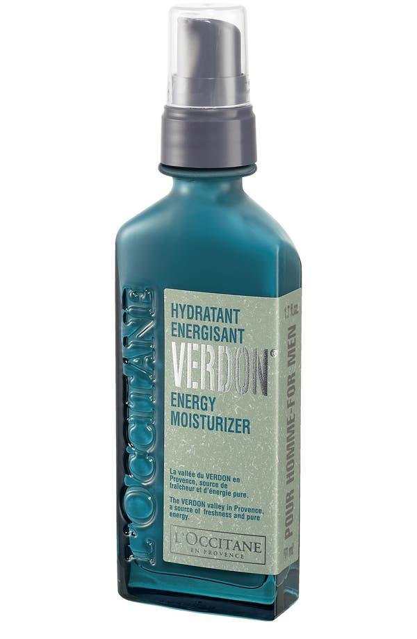 Alternate Image 1 Selected - L'Occitane 'Pour Homme - Verdon®' Energy Moisturizer