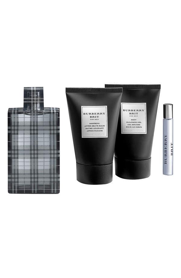 Alternate Image 1 Selected - Burberry Brit for Men Fragrance Set ($129 Value)