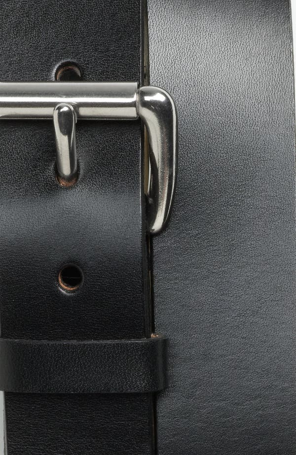 Alternate Image 2  - Filson Leather Belt