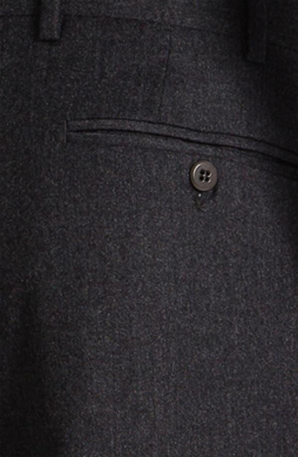 Alternate Image 3  - Zanella 'Todd' Flat Front Trousers