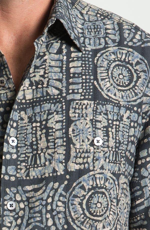 Alternate Image 3  - Tori Richard 'Lost City' Sport Shirt
