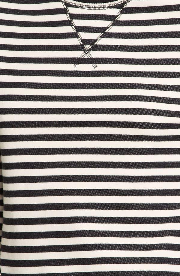 Alternate Image 3  - MARC BY MARC JACOBS 'Ben' Stripe Sweatshirt