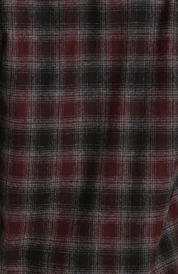 Alternate Image 3  - Pendleton 'Lodge' Fitted Plaid Wool Flannel Shirt