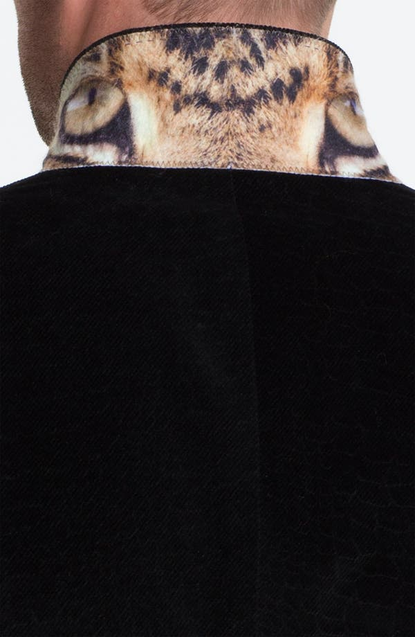 Alternate Image 4  - Ted Baker London 'Global' Trim Fit Textured Sportcoat