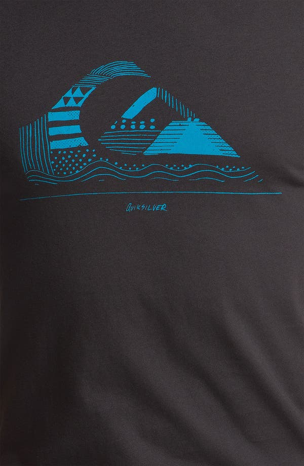 Alternate Image 3  - Quiksilver 'Casting Call' T-Shirt