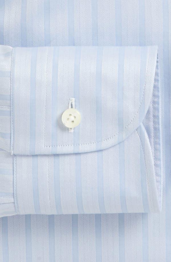 Alternate Image 3  - Ermenegildo Zegna Regular Fit Dress Shirt