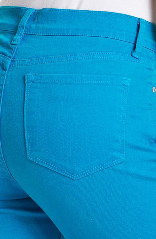 Alternate Image 3  - NYDJ 'Alyssia' Embellished Crop Jeans