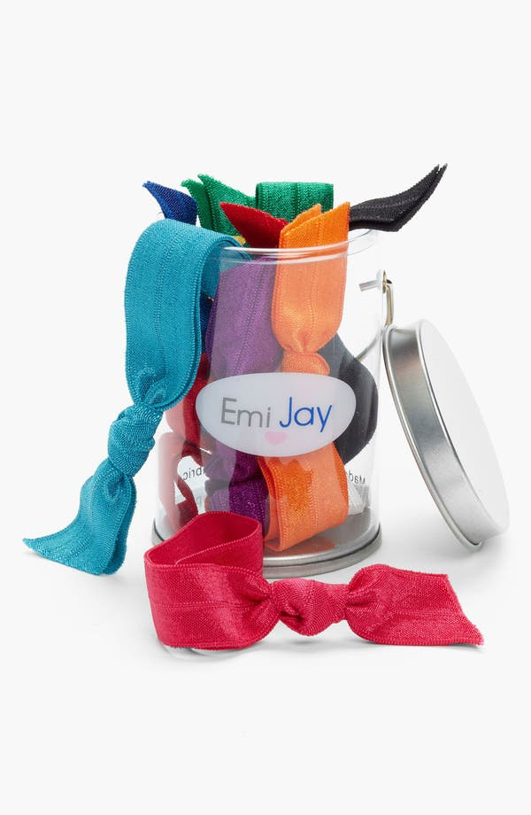 Alternate Image 2  - Emi-Jay Holiday Hair Tie Tin (Nordstrom Exclusive)