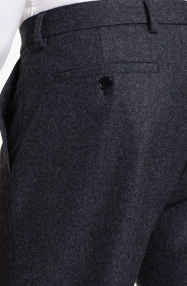 Alternate Image 3  - Salvatore Ferragamo Wool Trousers