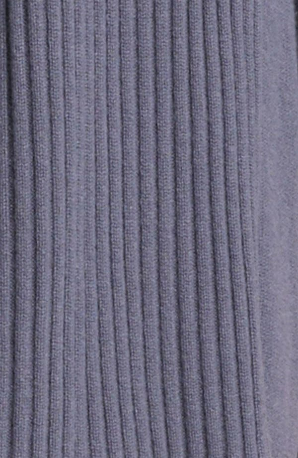 Alternate Image 4  - Donna Karan Collection Draped Cashmere Cardigan