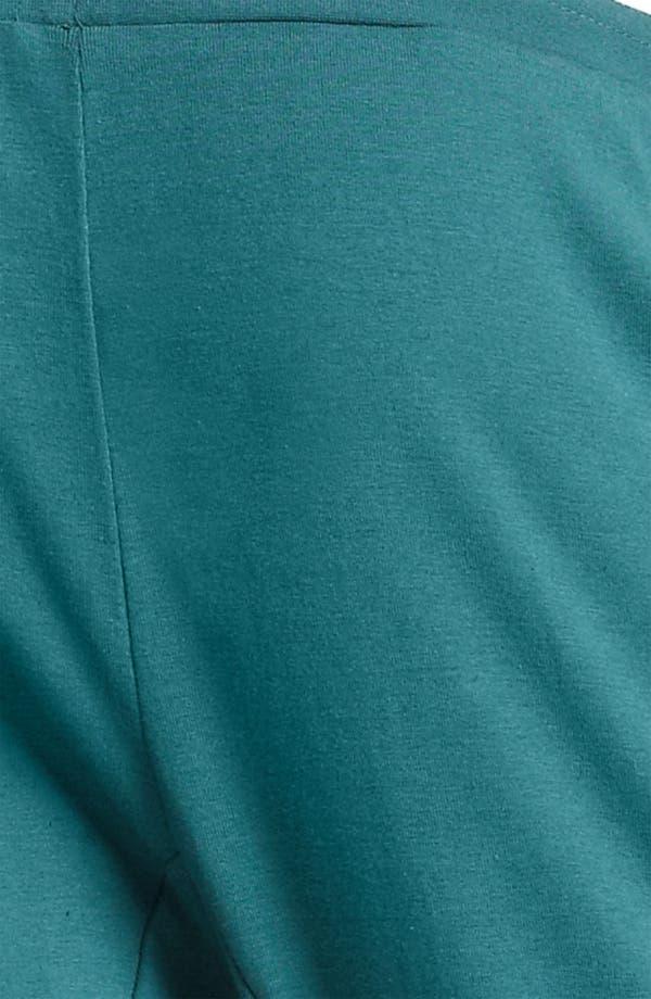 Alternate Image 3  - Topman Jersey Cotton Athletic Pants