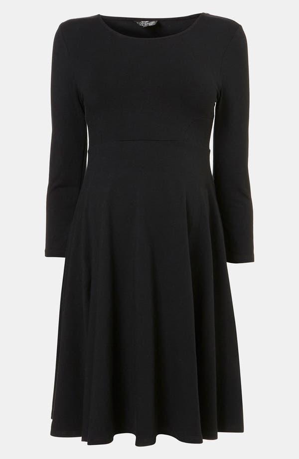 Alternate Image 1 Selected - Topshop Stretch Jersey Maternity Dress
