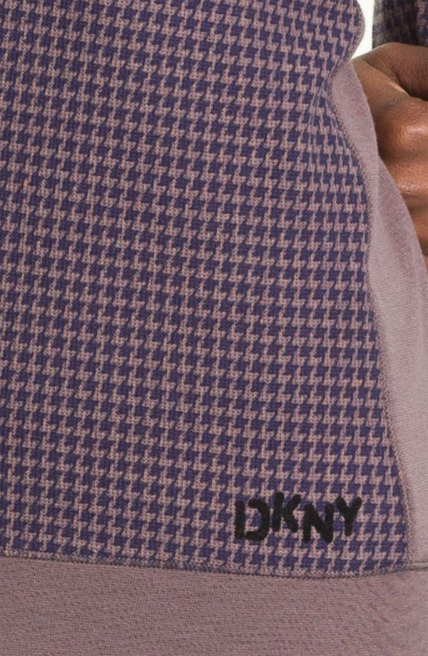 Alternate Image 5  - DKNY Banded Base Layer Top