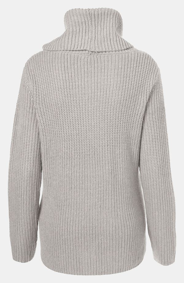 Alternate Image 2  - Topshop Knit Sweater