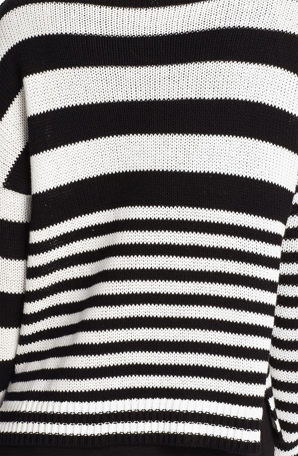 Alternate Image 3  - Two by Vince Camuto Boatneck Sweater