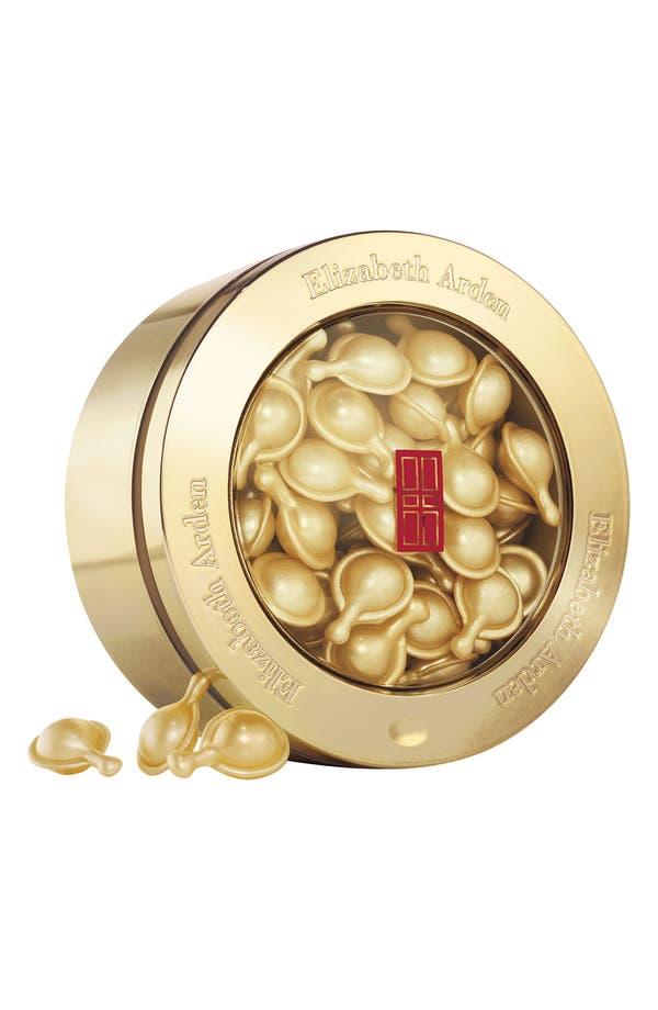 Main Image - Elizabeth Arden Ceramide Gold Ultra Restorative Capsules
