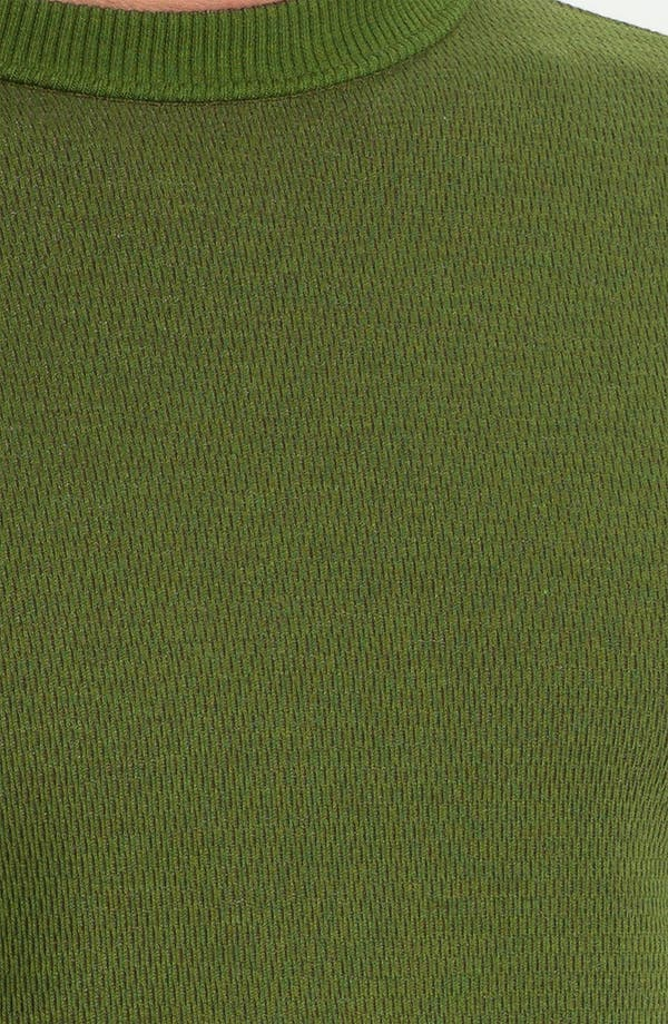 Alternate Image 4  - Robert Graham 'Chancel' Reversible Thermal T-Shirt