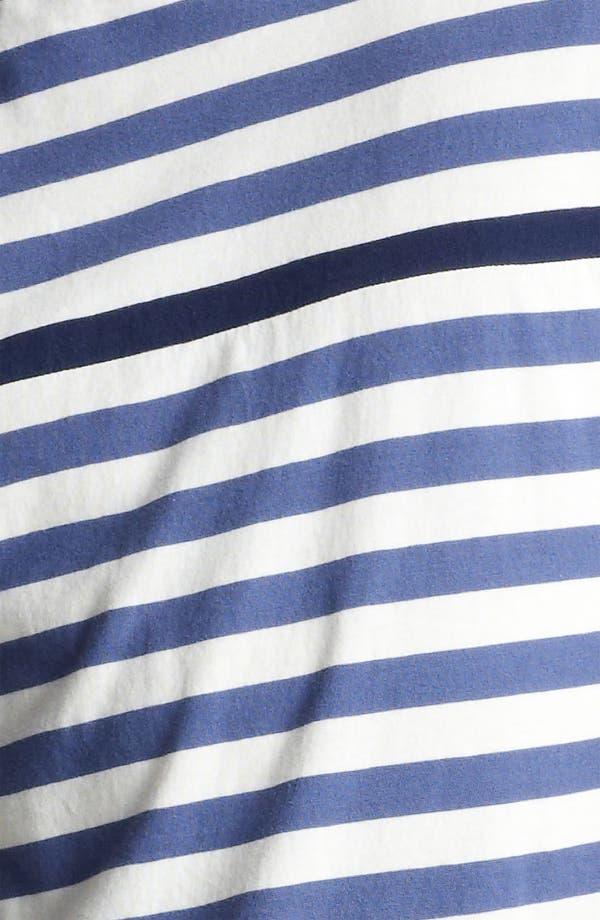 Alternate Image 3  - rag & bone Stripe Print T-Shirt