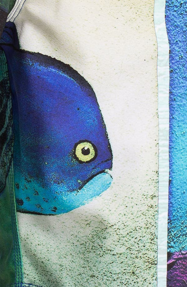 Alternate Image 3  - Quiksilver Waterman 'Sashimi' Board Shorts
