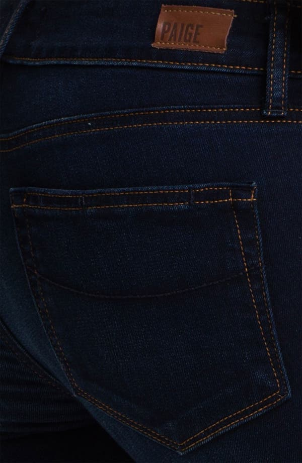 Alternate Image 3  - Paige Denim 'Skyline' Bootcut Jeans (Lynx)