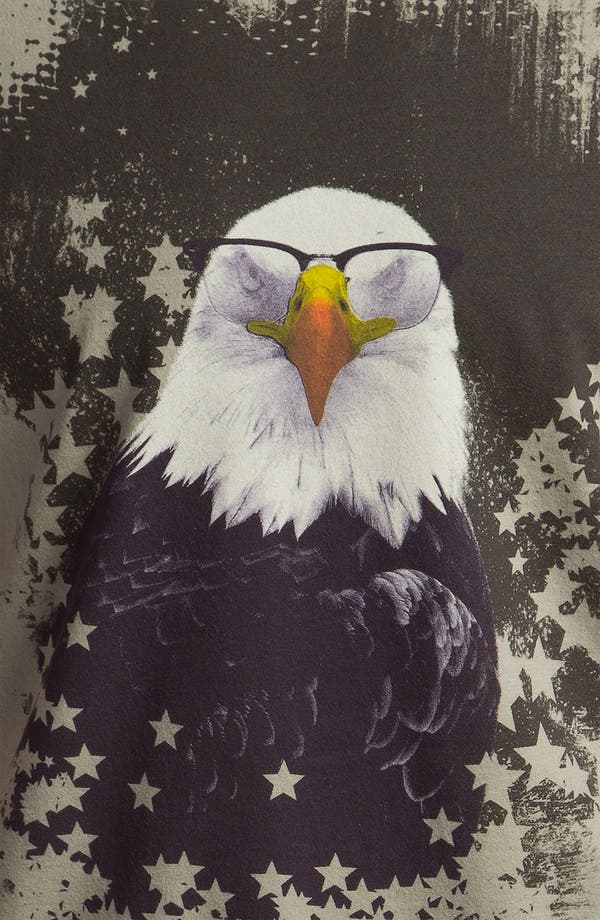Alternate Image 3  - Sub_Urban Riot 'Eagle' Graphic T-Shirt