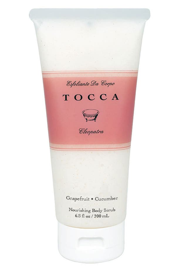 Main Image - TOCCA 'Cleopatra - Esfoliante da Corpo' Body Scrub