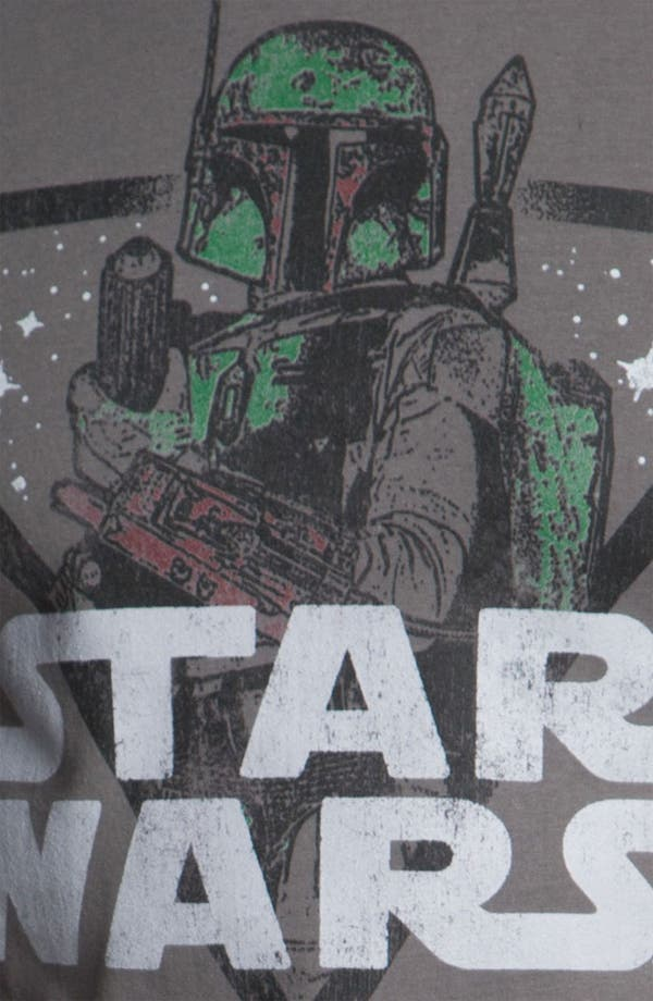Alternate Image 3  - Topless 'Retro Boba' Graphic T-Shirt