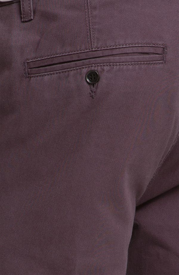 Alternate Image 3  - Topman 'Fudge Bauer' Skinny Fit Chinos