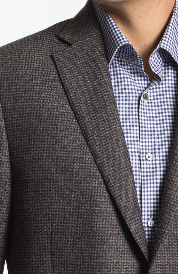 Alternate Image 3  - Peter Millar Houndtooth Sportcoat