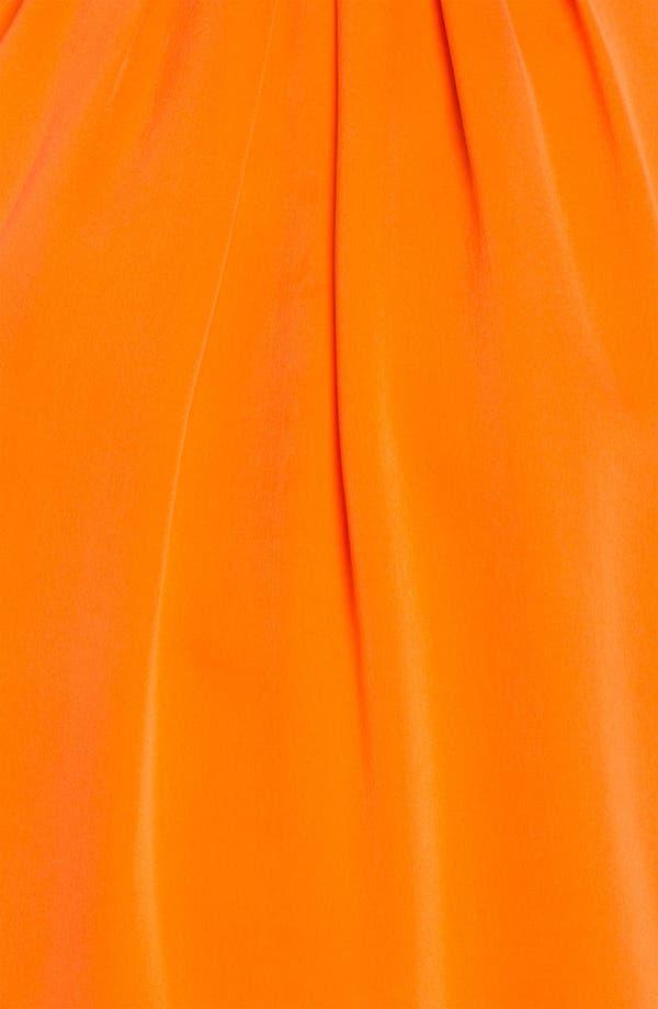 Alternate Image 3  - Theory 'Milka C.' Stretch Silk Halter Top