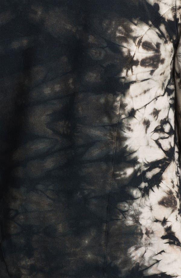 Alternate Image 3  - Ella Moss 'Frankie' Tie Dyed Moto Jacket