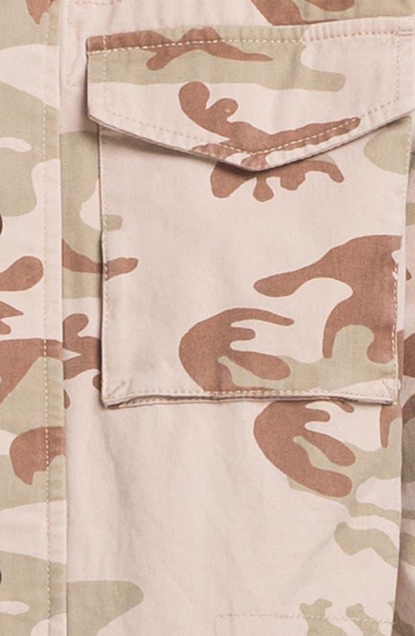 Alternate Image 3  - Topman Camo Field Jacket