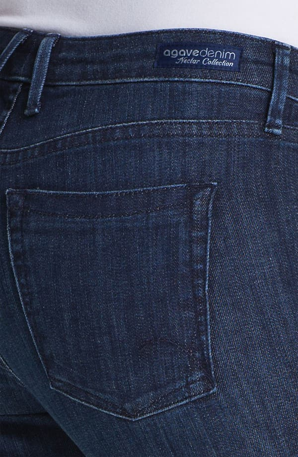 Alternate Image 3  - Agave 'Linea' Slim Bootcut Jeans (Norte) (Online Exclusive)