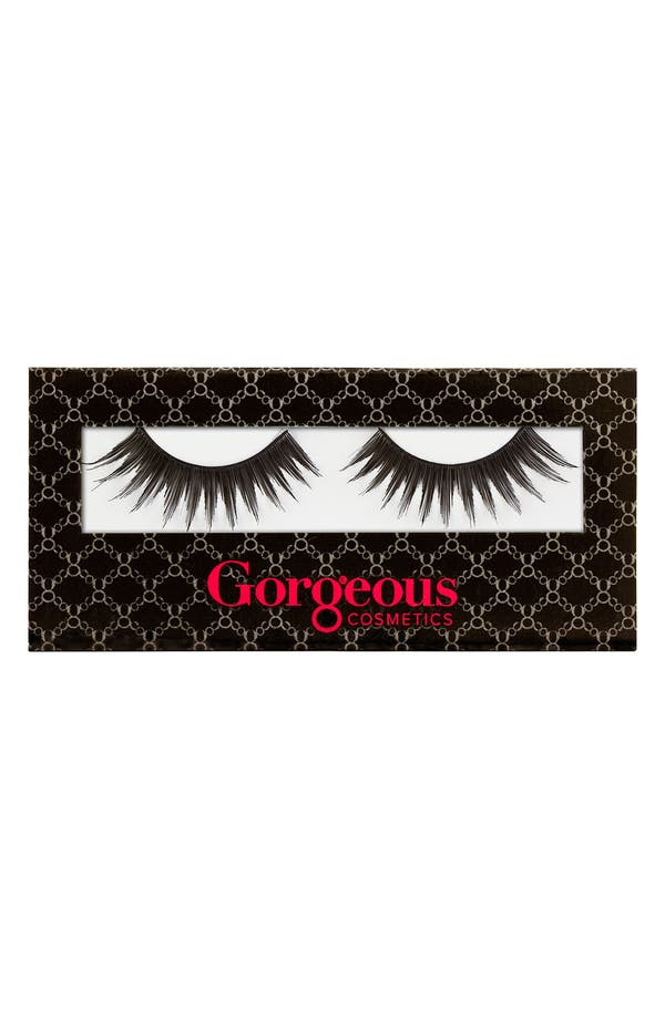 Alternate Image 1 Selected - Gorgeous Cosmetics 'Morticia' Faux Lashes