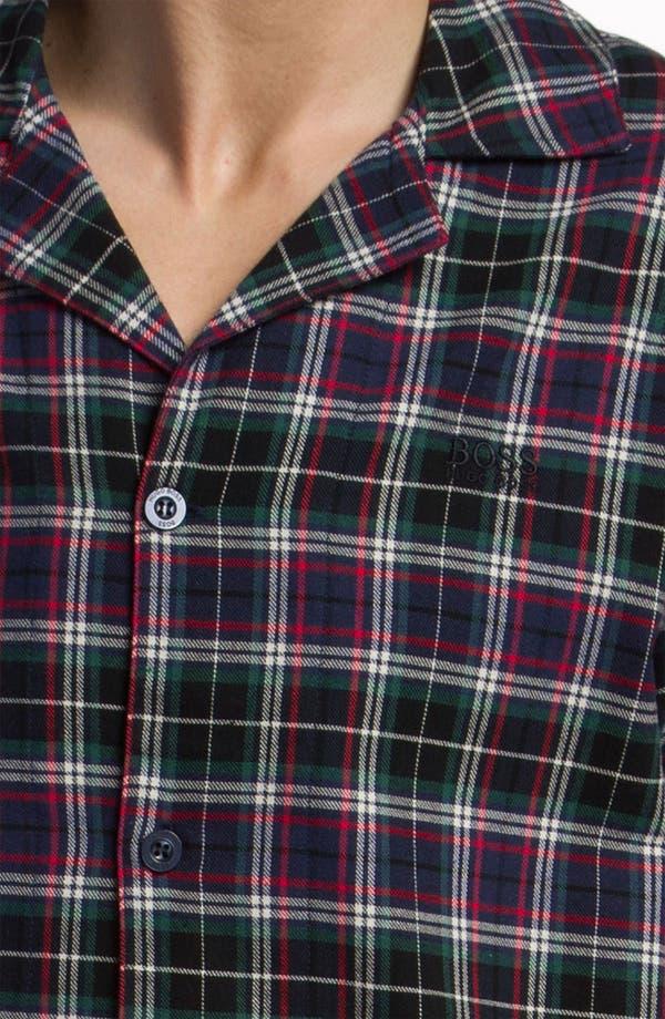 Alternate Image 3  - BOSS Black 'Innovation 3' Pajama Set